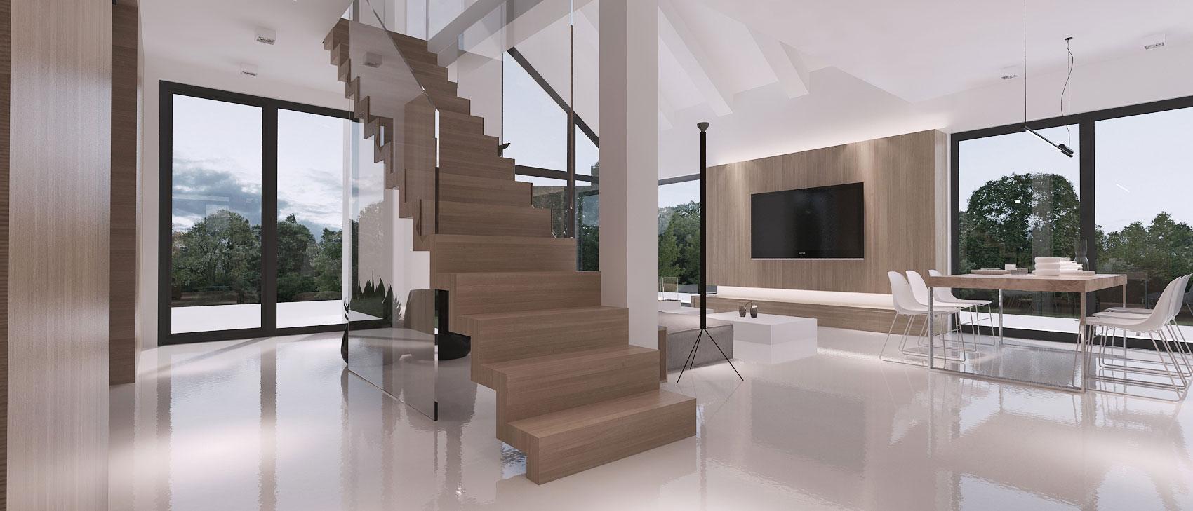 mono-achitekt-wnetrz-katowice-krakow-tychy-mikolow-nowoczesny-salon-schody-dywanowe