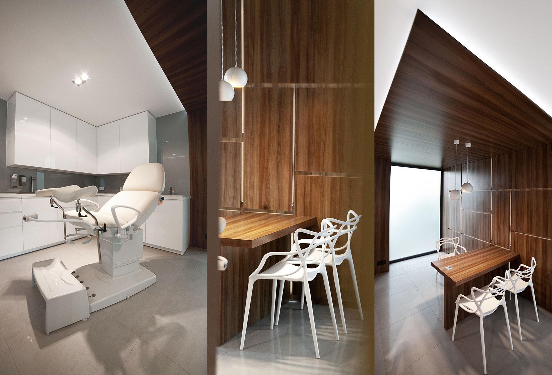 09-mono-architekt-wnetrz-katowice-krakow-tychy-mikolow-projekt-nowoczesny gabinet lekarski